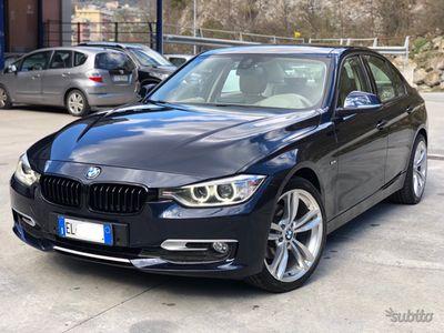 usado BMW 320 diesel modello nuovo cambio automatico