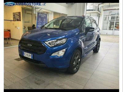 usata Ford Ecosport 1.5 tdci ST-line s&s 100cv my18