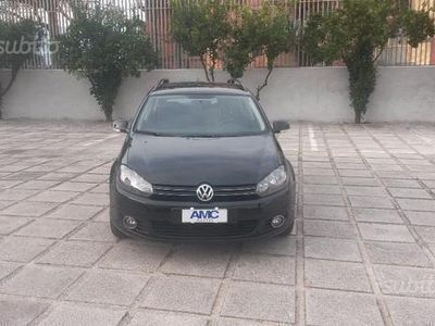 usata VW Golf VI Variant 1.6 TDI DPF Comfortline
