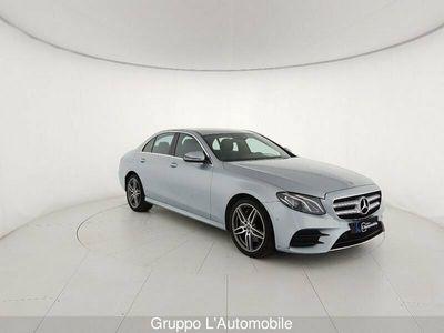 usata Mercedes E220 Classe E - W213 BerlinaAMG Line auto