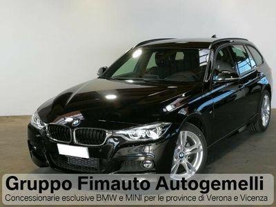 usata BMW 318 d Touring Msport Aut.