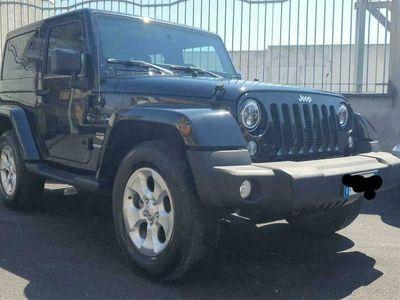 usata Jeep Wrangler 2.8 CRD 200 CV Sahara Auto