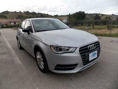 usata Audi A3 Sportback 1.4 G-tron METANO S-Tronic Attraction