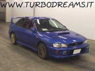 usata Subaru Impreza WRX STi 2.0 Turbo TYPE R COUPE' V