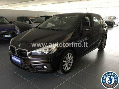 usata BMW 216 216 d act.tourer Advantage my15