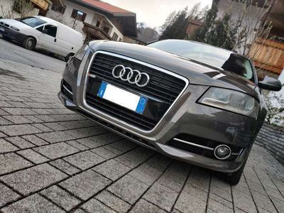 usata Audi A3 Sportback 2.0 TDI DPF S line Sportpaket