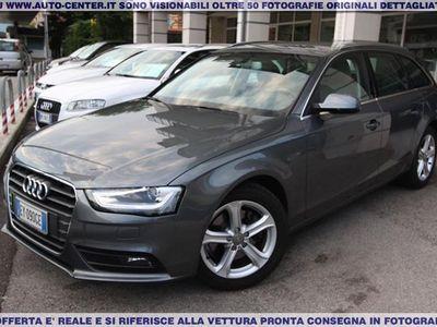 usata Audi A4 Avant 2.0 TDI Multitronic Automatica UNIPROPRIETARIO