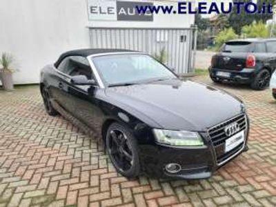 usata Audi A5 Cabriolet 2.0 TFSI 180 CV multitronic Ambition