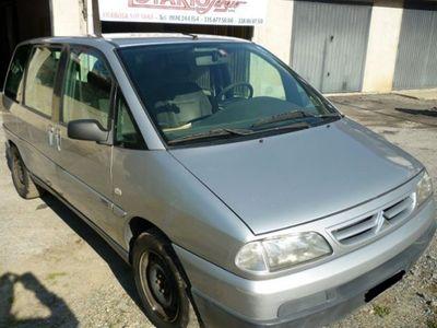 gebraucht Citroën Evasion EVASION2.1 TD 12V DEL 1999