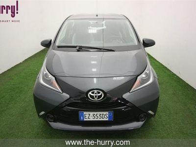 usata Toyota Aygo 1.0 VVT-i 69 CV 5 porte x-play MMT