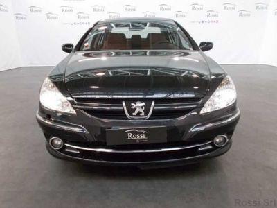 used Peugeot 607 2.7 hdi Ebano auto seq. Fap