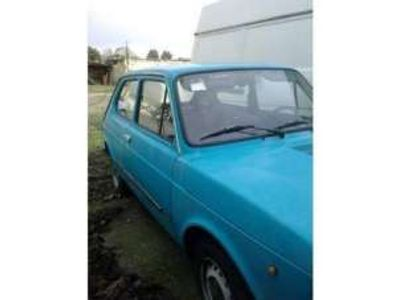 usata Fiat 127 Due Volumi Benzina