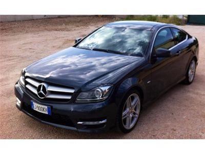 usata Mercedes C220 CDI BlueEFFICIENCY Coupé Executive