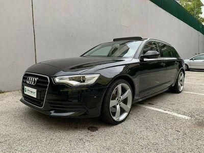 usata Audi A6 IV avant 3.0 V6 tdi Ambiente quattro 245cv s-tron