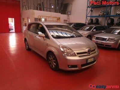 brugt Toyota Corolla Verso 2.0 16V D-4D Sol