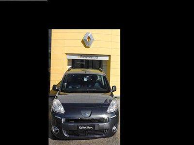 usata Peugeot Partner Tepee 1.6 HDi 92CV Family