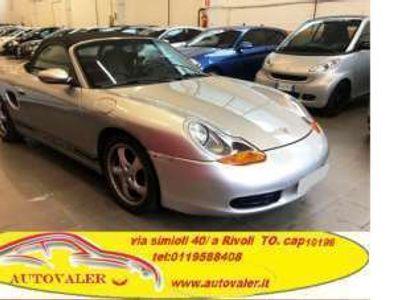 usata Porsche Boxster 2.5i 24v cat clima aut, benzina