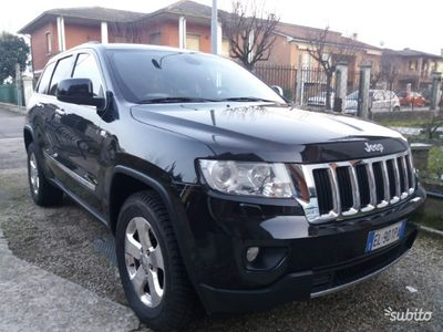 brugt Jeep Cherokee grand'2012 limited full