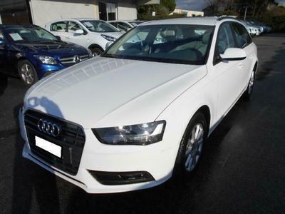 usata Audi A4 2.0 TDI Multitronic Business A/T