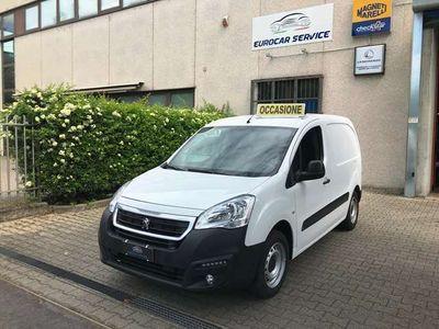 usata Peugeot Partner BlueHDi 100 L2 Furgone Premium