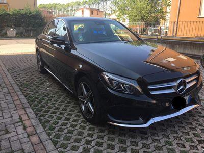 używany Mercedes C220 BlueTEC Automatic Premium AMG