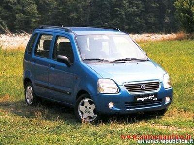 used Suzuki Wagon R 1.3i 16V cat 4x4 GL Mazzano