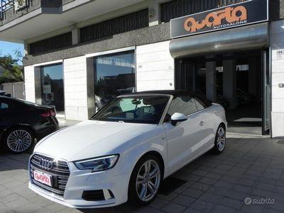 usata Audi A3 Cabriolet 1.6 TDI Sport