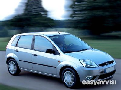 used Ford Fiesta 1.4 tdci 5p. collection diesel