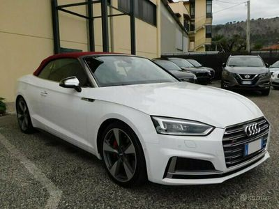 usata Audi S5 Cabriolet 3.0 tfsi 354cv quattro b&o virtual
