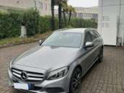 usata Mercedes C220 d S.W. Auto Exclusive Diesel