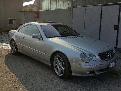 usata Mercedes CL500