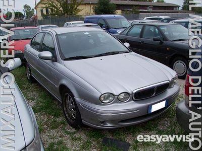 usata Jaguar X-type Berlina 2.5 AWD 144kw AUT GPL