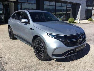 usata Mercedes EQC Classe400 4Matic Premium nuova a Susegana