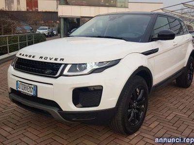 usata Land Rover Range Rover 2.0 eD4 5p. BLACK PACK EDITION Erba