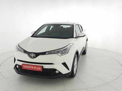 usata Toyota C-HR 1.2T MT Active (116CV) MY19