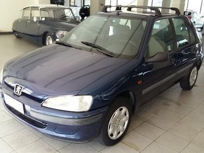 usata Peugeot 106 Diesel 5 Porte Xrd Usato