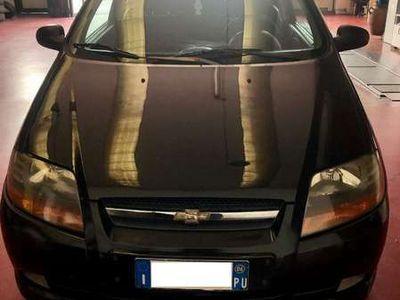 usata Chevrolet Kalos 1.2 3 porte SE