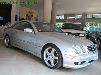 usata Mercedes CL55 AMG AMG 55 cat AMG*one Owner*km certificati!