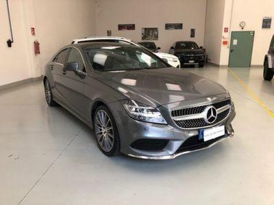 usata Mercedes CLS250 d 4Matic Premium Diesel