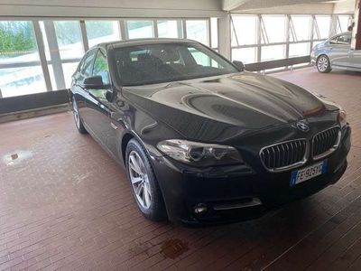 usata BMW 518 Serie 5 (F10/F11) Business aut.