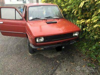 usata Fiat 127 900c 1981 conservata funzionante