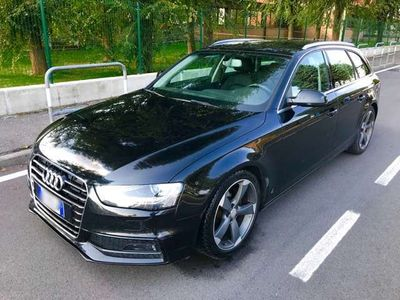 usata Audi A4 Avant 2.0 TDI 143CV F.AP. Advanced S-Line