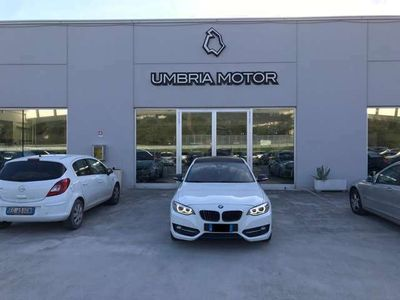 usata BMW 220 (F22) Coupé Sport Line PRONTA CONSEGNA