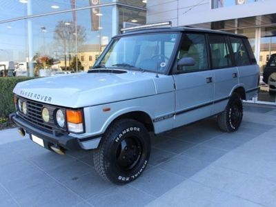used Land Rover Range Rover Classic 3.5 V8 F D GPL *ISCRITTA ASI*