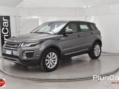 usata Land Rover Range Rover evoque 2.0 TD4 180cv 5Porte SE auto Navi EURO6 2.0 TD4 180cv 5Porte SE auto Navi EURO6
