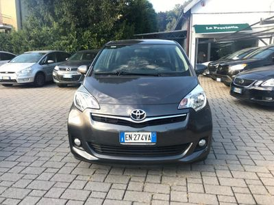 used Toyota Verso-S