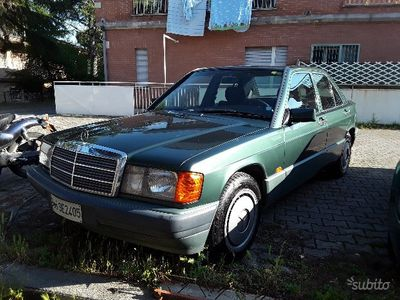 gebraucht Mercedes 190 2.0 cat - 1992