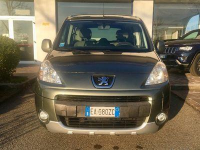 usata Peugeot Partner Tepee 1.6 HDi 90CV Comfort