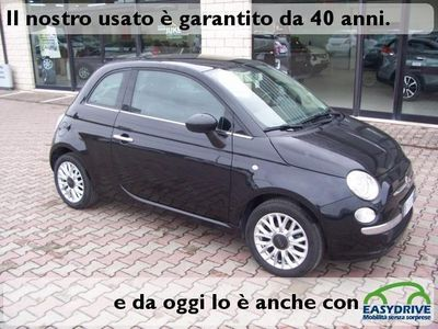 usata Fiat 500C Lounge 1.2 benz.
