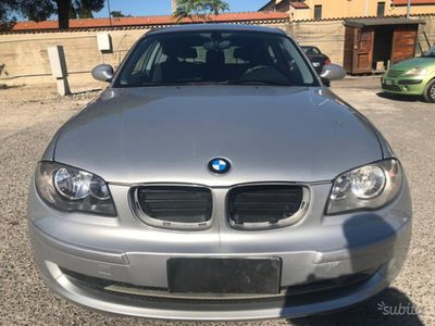 brugt BMW 118 d cat 3 porte Attiva DPF rif. 10490368